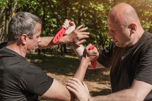 hand to hand training