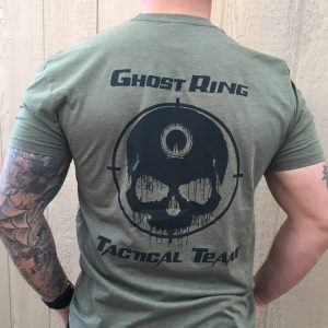 Tactical Team T-Shirt (OD)