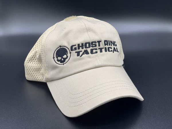 Ghost Ring Tactical Hat (Tan)