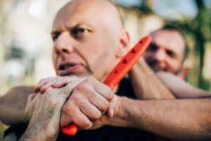 extreme hand to hand combat