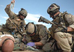 Tactical medicine