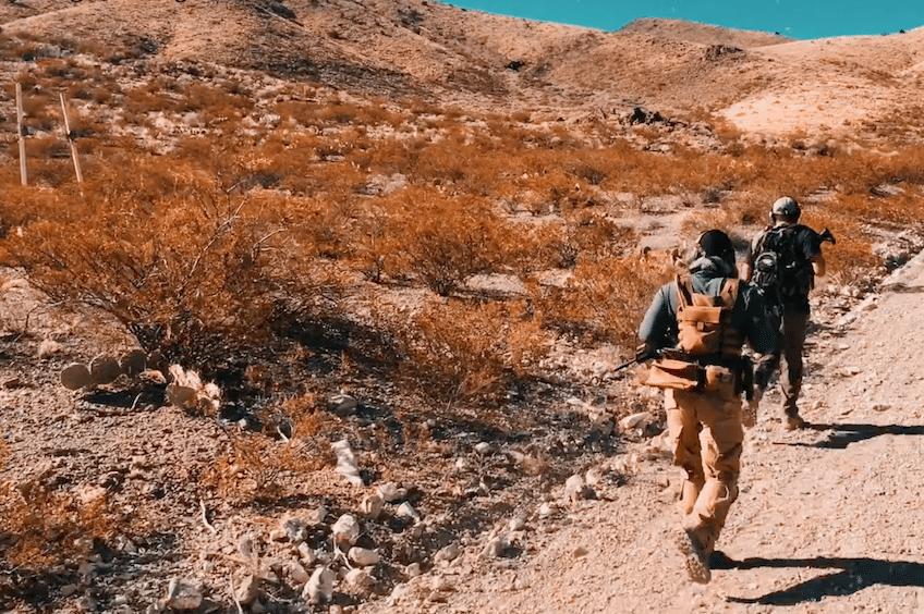 Run & Gun Course