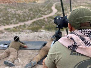 precision rifle scope