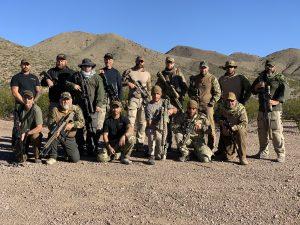 sniper camp