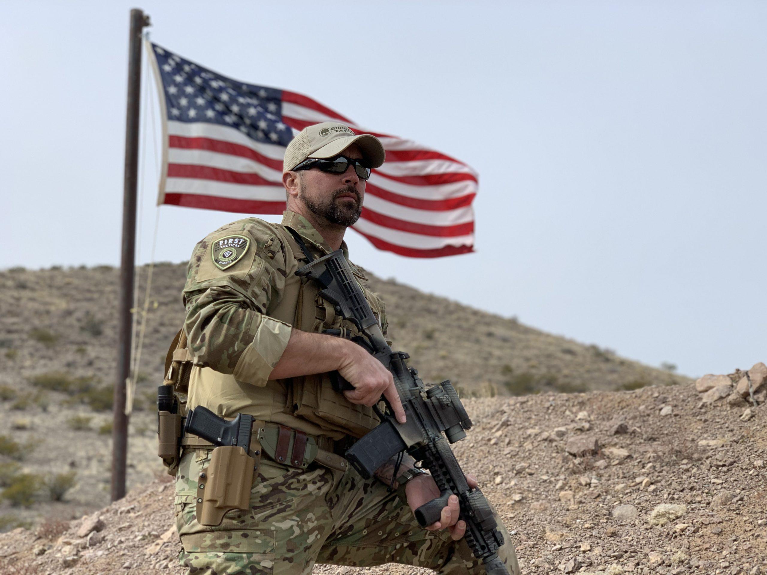 Sgt. Nick Rians