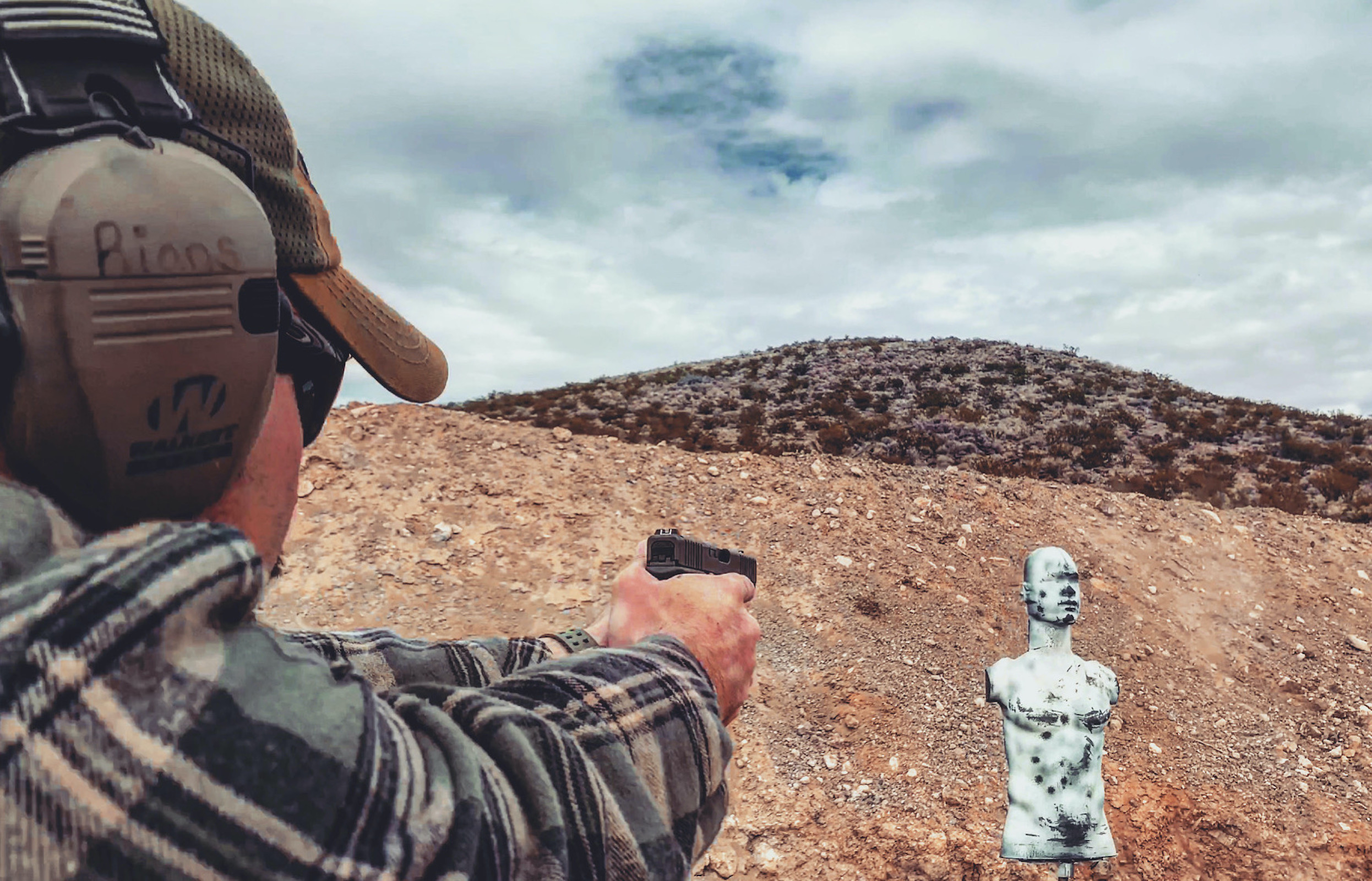 Handgun & Rifle Training