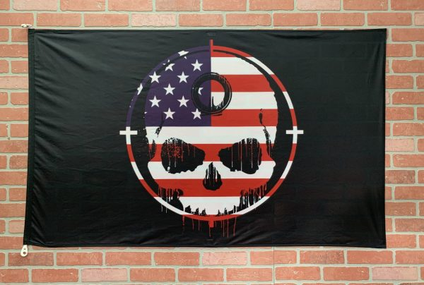 Ghost Ring Tactical American Flag