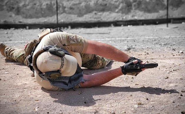 Handgun & Rifle Training